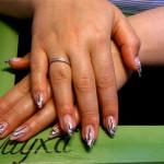 Наращивание и дизайн ногтей, фото №174