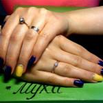 Наращивание и дизайн ногтей, фото №175