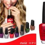 Лак OPI Coca-Cola — летняя коллекция 2014 года