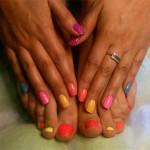 Наращивание и дизайн ногтей, фото №176
