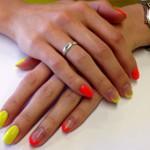 Наращивание и дизайн ногтей, фото №179